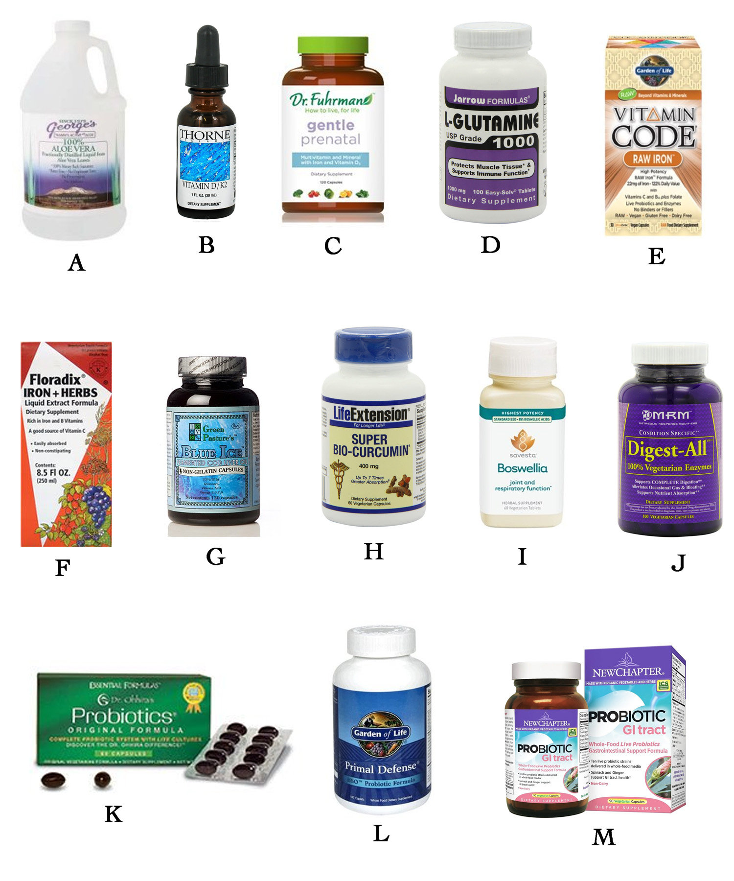 "Post 2 of ""My Favorites Series"": Supplements and Vitamins 