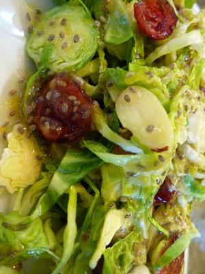 brusselssproutssalad